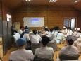 市口腔组织东院医护人员进行新闻宣传培训