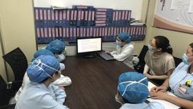 """济南市口腔医院急诊综合科组织""""3D打印手术导板辅助显微根尖手术""""讲座"""