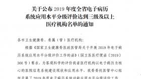 济南市口腔医院顺利通过电子病历应用水平四级评审