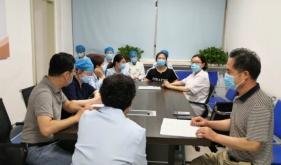 济南市口腔医院牙周黏膜科科务会强调疫情常态要求