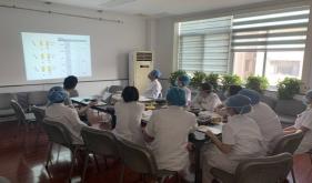 济南市口腔医院东院区举行种植修复专题讲座