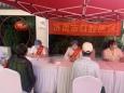 修复科志愿者赴梁北社区参加市中区老年健康周义诊