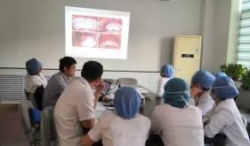 """市口腔医院东院区组织""""牙周牙髓联合病变""""专题病例分享会"""