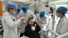 市口腔医院推广电子面弓技术满足患者个性化治疗