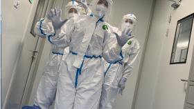市口腔医院核酸检测实验室投入使用