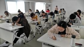 市口腔医院完成2017级本科生阶段性考试