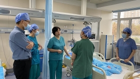 曲阜市人民医院参观市口腔医院儿童全麻诊疗