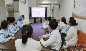 济南市口腔医院临床一团支部集中学习党的十九届五中全会精神