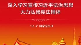 """2020年""""宪法宣传周"""",一起弘扬宪法精神!"""