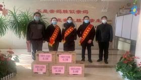 济南市口腔医院连续第22年到济南市儿童福利院献爱心