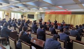 济南市口腔医院召开第五届妇委会换届选举大会
