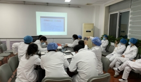 市口腔医院东院区组织外出学习医师汇报分享会