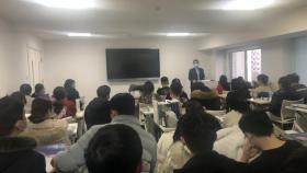 市口腔医院召开学生安全教育会议