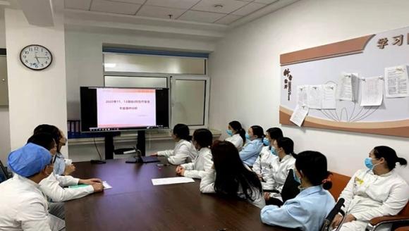 市口腔医院牙体牙髓病1科组织医疗安全不良事件分析讨论