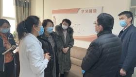 济南市输血质控中心对市口腔医院血液安全进行督导检查