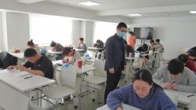 市口腔医院顺利完成2020-2021学年 第一学期本科生期末考试工作