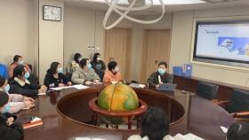 济南市口腔医院强化核酸检测采样人员技术培训