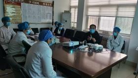 市口腔医院舜耕院区高频电刀使用培训提高医生技能