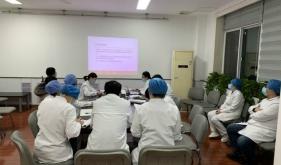 """济南市口腔医院东院区举办""""根管冲洗-RCT的细节处理""""业务培训"""