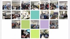 济南市口腔医院组织开展《最美逆行者》主题阅读学习活动