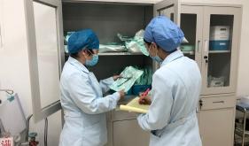 春节我值班:济南市口腔医院牙体牙髓病2科党员护士郑富菊