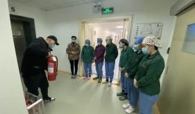 麻醉科(手术室)开展消防应急演练
