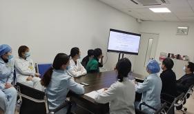 市口腔医院牙周黏膜病科召开新年第一次科室会议