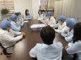 济南市口腔医院特诊科学习《济南市文明单位建设管理条例》