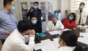 市口腔医院修复工艺科组织各类对接培训会规范修复体外加工流程