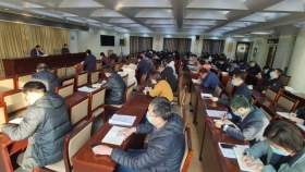 市口腔医院掀起学习《济南市文明单位建设管理条例》热潮