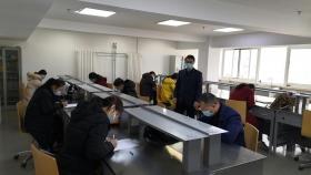 济南市口腔医院举行进修医师考试