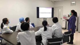 市口腔医院中心实验室开展《生物安全防控措施》专题培训