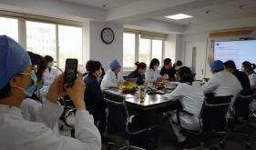 市口腔医院正畸科举行种植钉支抗专题培训