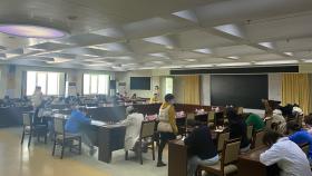 市口腔医院组织护理人员分层级理论知识及操作技能考试