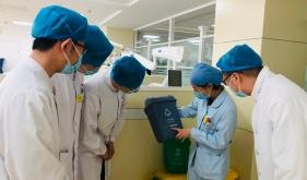 市口腔医院牙体牙髓病2科组织开展垃圾分类处理培训