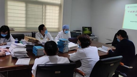 济南市口腔医院舜耕院区举办业务学习提高服务患者能力