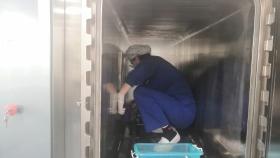 市口腔医院消毒供应中心为提高医疗和护理质量保驾护航