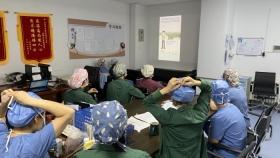 市口腔医院组织开展《济南市院前医疗急救条例》宣传月活动