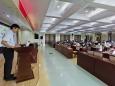 中共济南市口腔医院临床二支部组织开展领导干部讲党课活动
