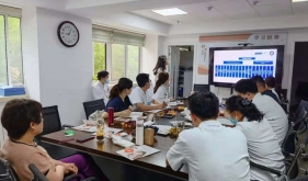 济南市口腔医院正畸科举行早期矫治专题讲座