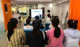 市口腔医院儿童口腔1科组织开展乳牙活髓切断术培训