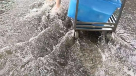 济南市口腔医院消毒供应中心积极应对恶劣天气中器械的供应问题