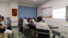 市口腔医院颌面外科举行口腔种植二期手术和取模操作规范培训