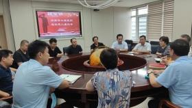 济南市口腔医院召开退役军人座谈会