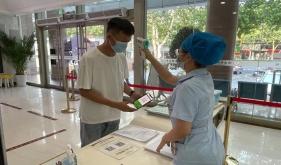济南市口腔医院多部门联合开展发热患者应急处置演练