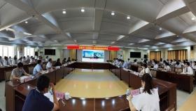 济南市口腔医院圆满完成2021年济南市大型医院巡查工作