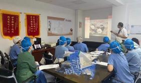 市口腔医院麻醉科手术室开展消防知识培训
