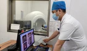 济南市口腔医院开展辐射安全事件应急演练