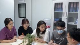 市口腔医院重点实验室召开国庆节期间安全会议