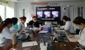 济南市口腔医院正畸科举行医疗资料信息化培训